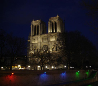 Notre Dame Decked Out In Olympic Colors All Photos This Page C Jim Leavy 2005